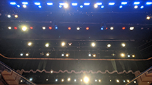 Inlet Theatre Tech Tour - Lighting Grid