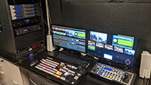 Inlet Theatre Tech Tour - TriCaster