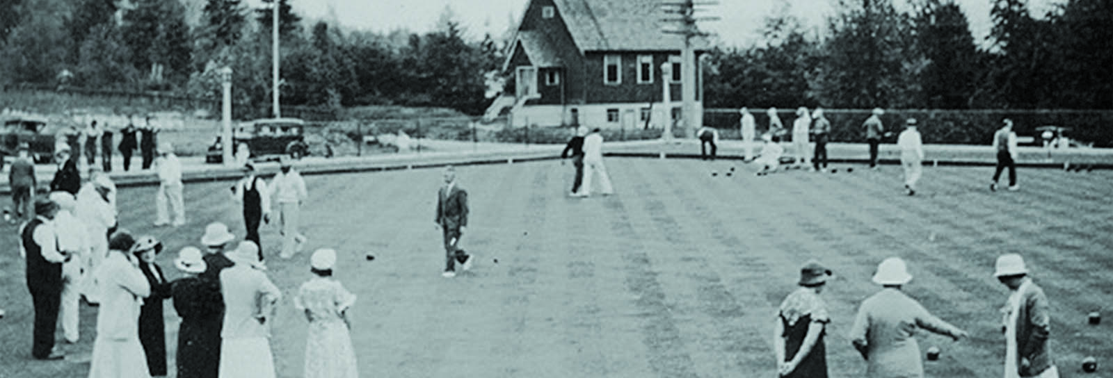 Heritage photo of Ioco bowling green