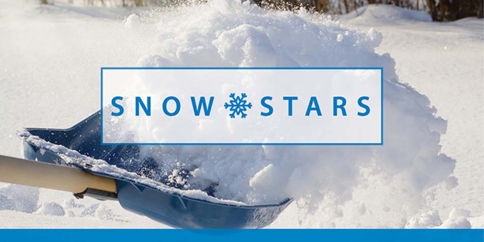 Snow Stars Volunteer Recognition Program