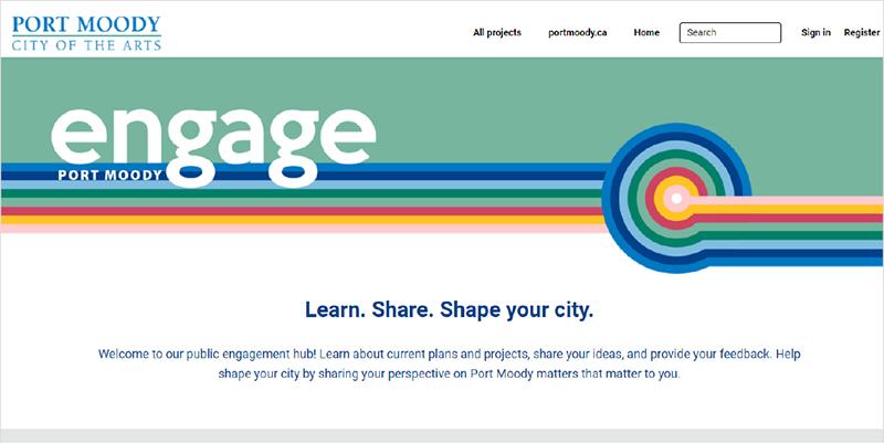 public engagement hub