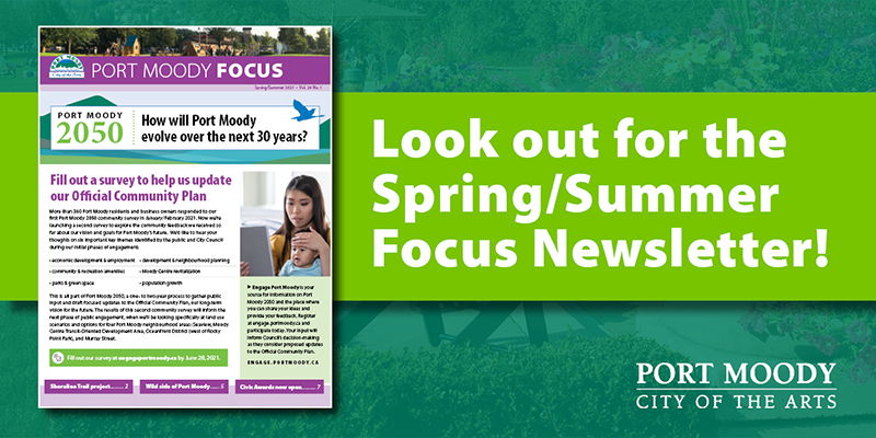 spring and summer 2021 Focus Newsletter