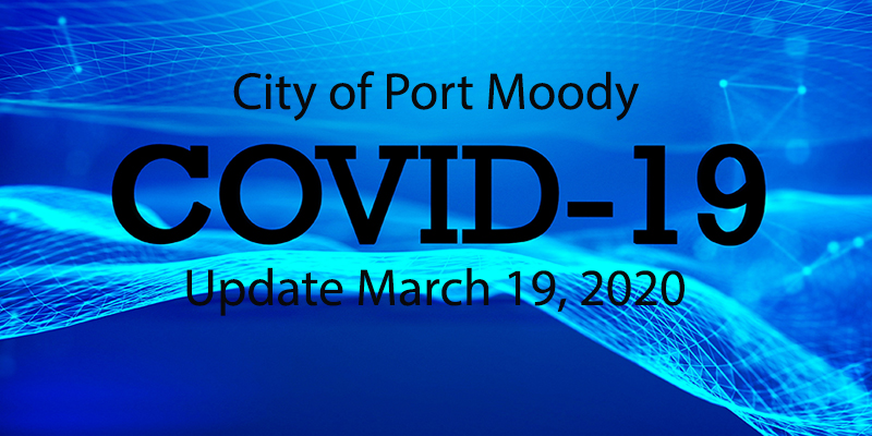 covid 19 news update March 19 2020