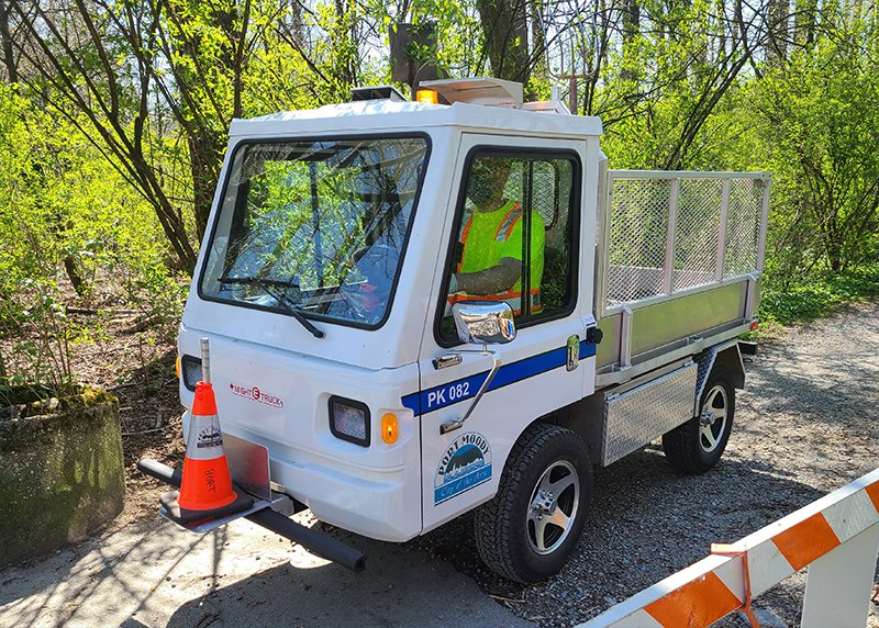 City receives Green Municipal Fund grant towards electric vehicle