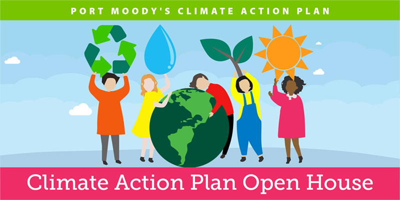 Climate action plan open house