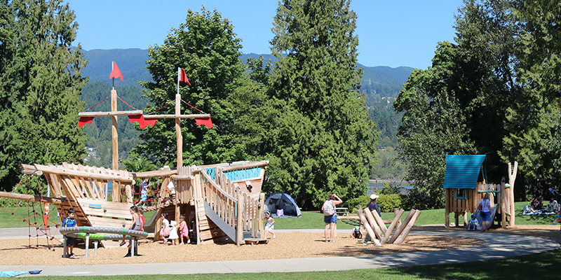 Port Moody to re-open playgrounds, basketball courts, and sport courts June 1