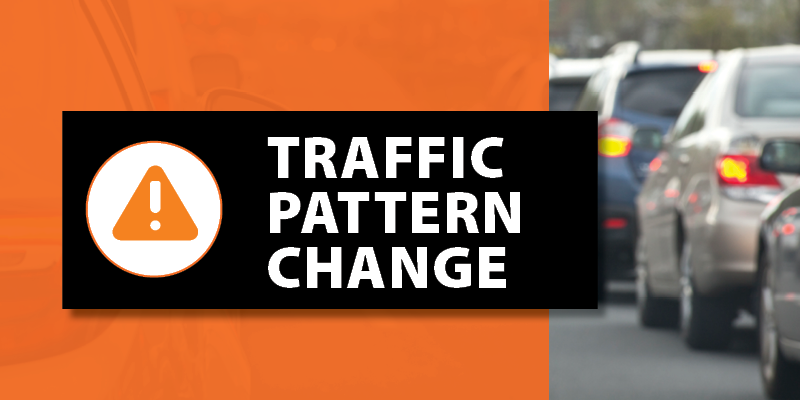 Traffic Pattern Changes